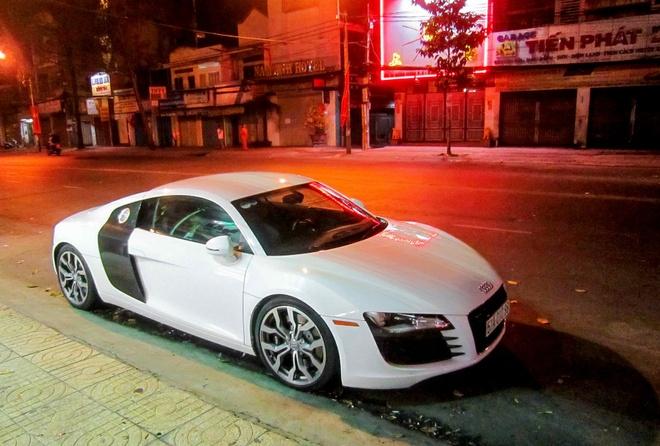 Sieu xe Audi R8 tai xuat o Sai Gon dip Tet hinh anh