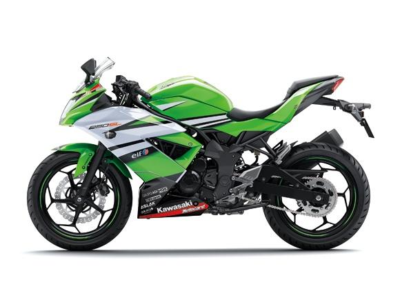 Kawasaki trinh lang Ninja 250SL mau dac biet hinh anh 2