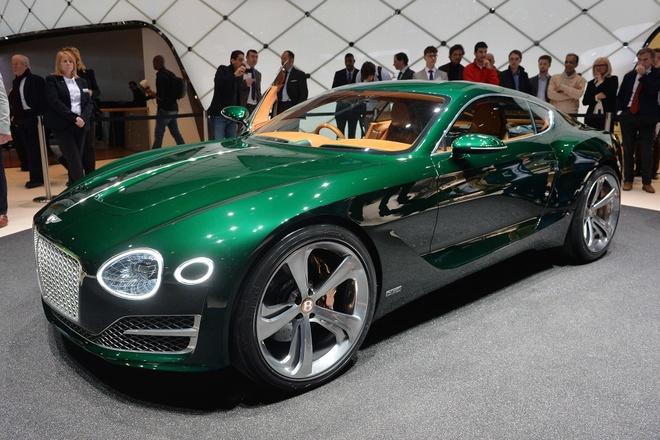 5 chiec xe an tuong nhat Geneva Motor Show 2015 hinh anh