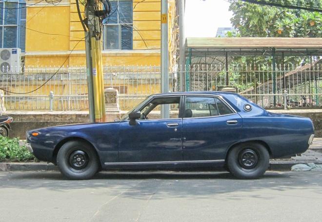 Xe co hang doc Nissan Datsun 240K GT tai Sai Gon hinh anh 2