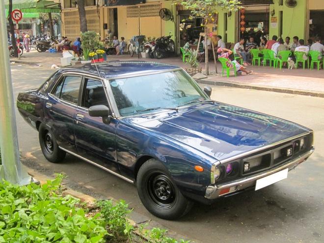 Xe co hang doc Nissan Datsun 240K GT tai Sai Gon hinh anh 4