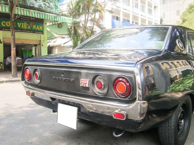 Xe co hang doc Nissan Datsun 240K GT tai Sai Gon hinh anh 6