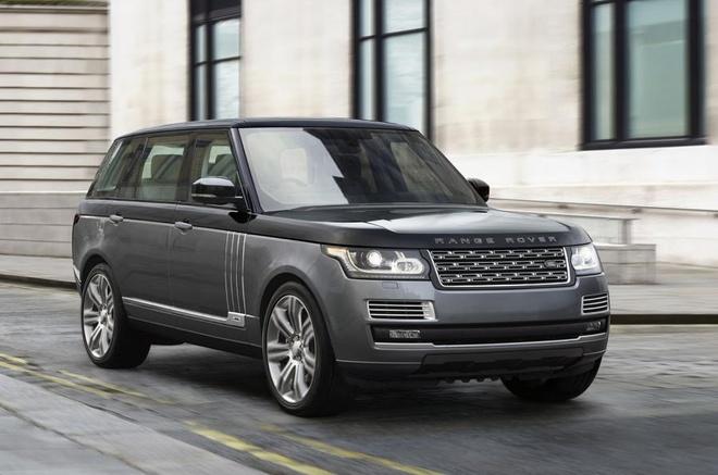 Land Rover gioi thieu SUV sieu sang gia 220.000 USD hinh anh