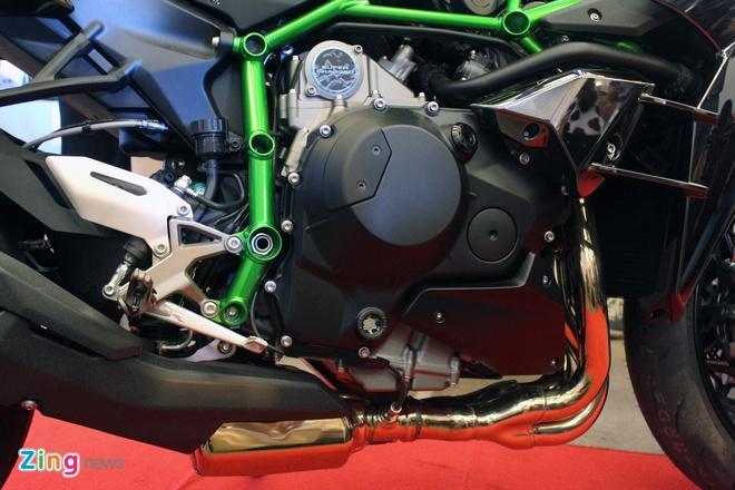 Kawasaki Ninja H2 Chính Hãng Giá Hơn 1 Tỷ Tại Việt Nam Xe Máy