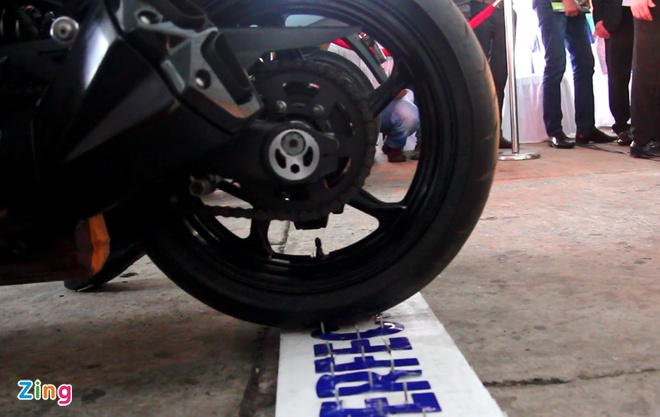 Thu kha nang can qua dinh cua Perfect Tire hinh anh
