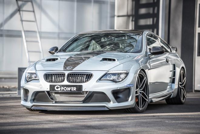 BMW M6 hang doc cua ty phu A-rap manh ngang Veyron hinh anh