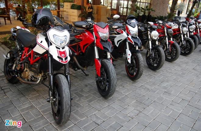 Dan Ducati do hoi tu o Sai Gon hinh anh 2