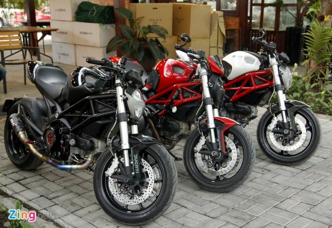 Dan Ducati do hoi tu o Sai Gon hinh anh 3
