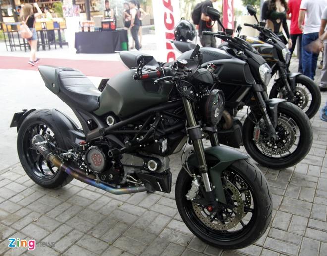 Dan Ducati do hoi tu o Sai Gon hinh anh 5