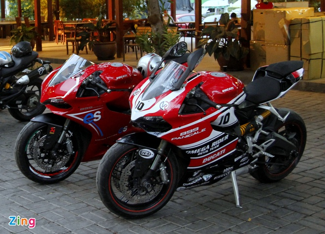 Dan Ducati do hoi tu o Sai Gon hinh anh 8