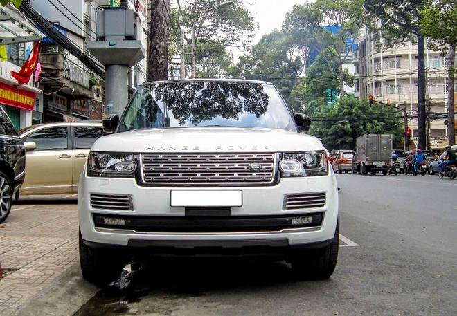 Range Rover hang hiem xuat hien tai Sai Gon hinh anh 1