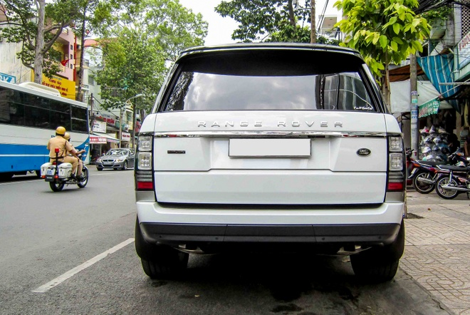 Range Rover hang hiem xuat hien tai Sai Gon hinh anh 3