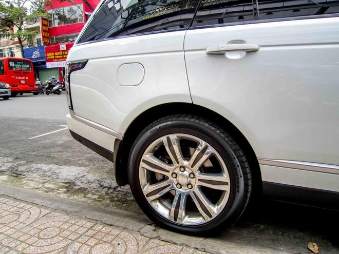 Range Rover hang hiem xuat hien tai Sai Gon hinh anh 7