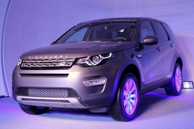 Chi tiet SUV hang sang Land Rover vua ra mat tai Viet Nam hinh anh