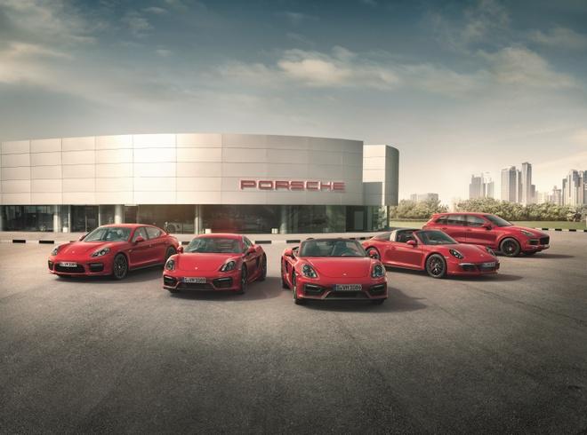 Porsche ban hon 3.000 xe sang o chau A - Thai Binh Duong hinh anh