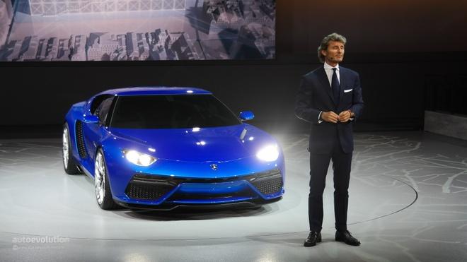 Lamborghini se khong san xuat sieu xe Asterion hinh anh