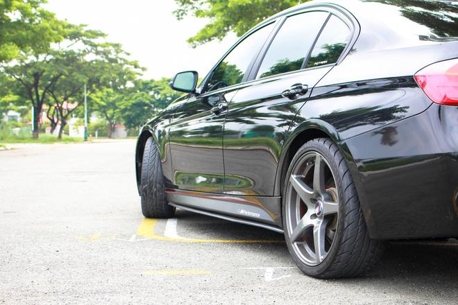 BMW 328i do body M o Sai Gon hinh anh 2