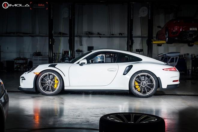 Porsche 911 GT3 RS doi 2016 dau tien den My hinh anh