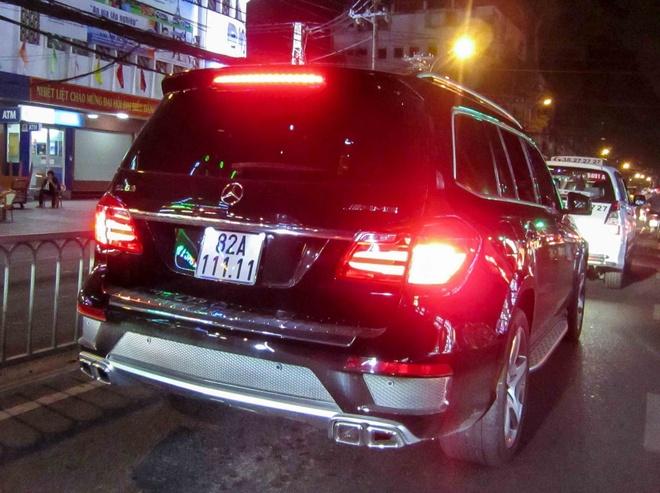 3 chiec Mercedes GL63 bien dep tren 7 ty dong tai Viet Nam hinh anh