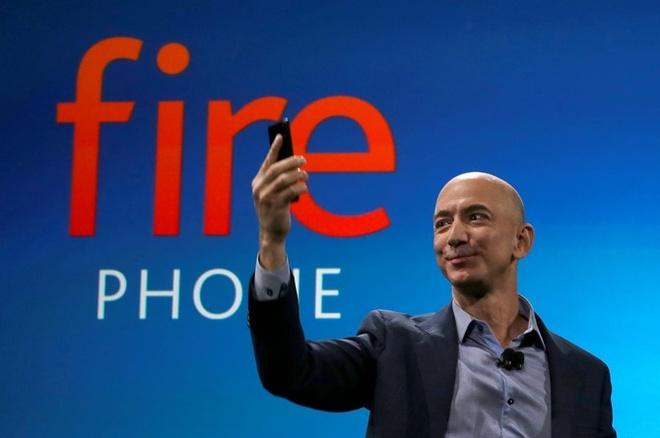Nhin lai 4 bai hoc tu 'tham hoa' Amazon Fire Phone hinh anh