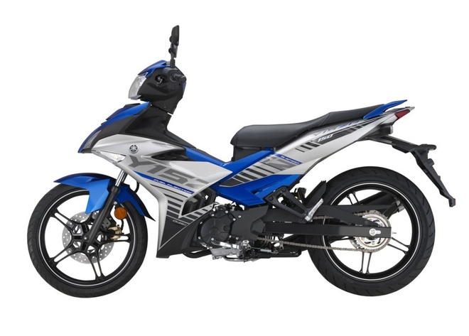 Yamaha Exciter 150 tai Malaysia co mau son moi hinh anh