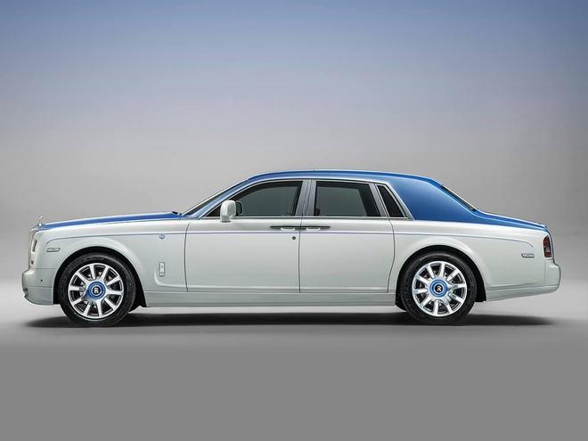 Rolls-Royce Phantom phong cach du thuyen hoang gia A-rap hinh anh