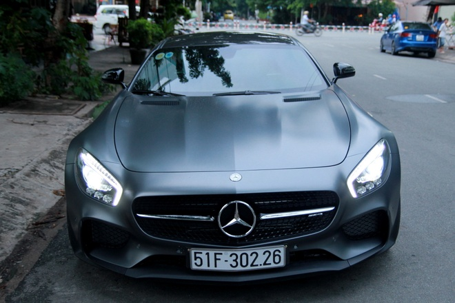 Chi tiet Mercedes GT S Edition 1 gan 10 ty tai Sai Gon hinh anh