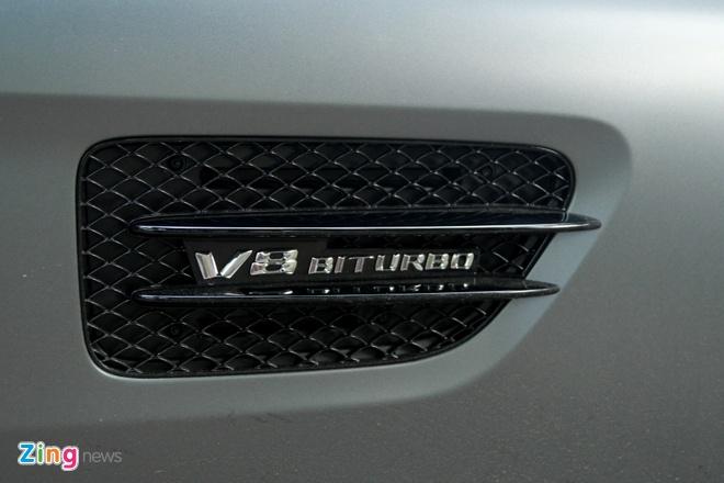 Chi tiet Mercedes GT S Edition 1 gan 10 ty tai Sai Gon hinh anh 10