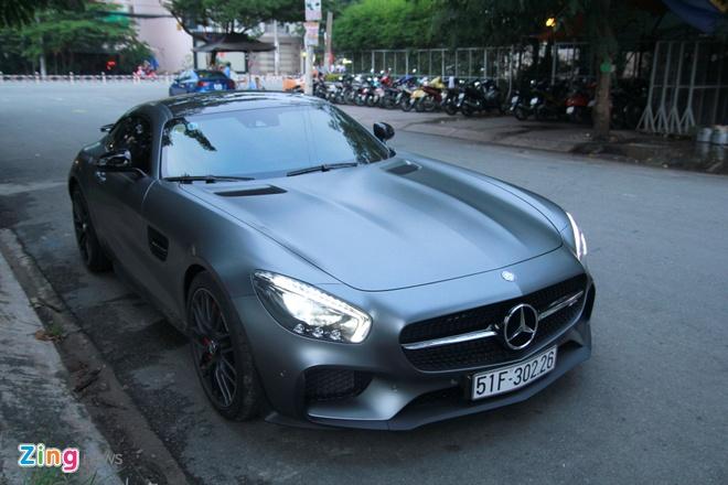 Chi tiet Mercedes GT S Edition 1 gan 10 ty tai Sai Gon hinh anh 2