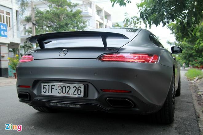 Chi tiet Mercedes GT S Edition 1 gan 10 ty tai Sai Gon hinh anh 3