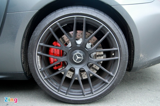 Chi tiet Mercedes GT S Edition 1 gan 10 ty tai Sai Gon hinh anh 7