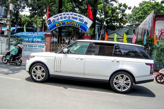 Range Rover Black Edition gan 10 ty bien dep o Sai Gon hinh anh