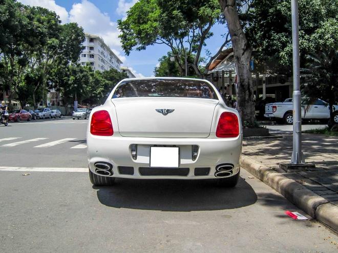 Bentley sieu sang do Mansory o Sai Gon hinh anh 2