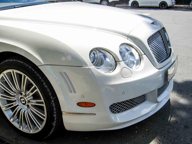 Bentley sieu sang do Mansory o Sai Gon hinh anh 4
