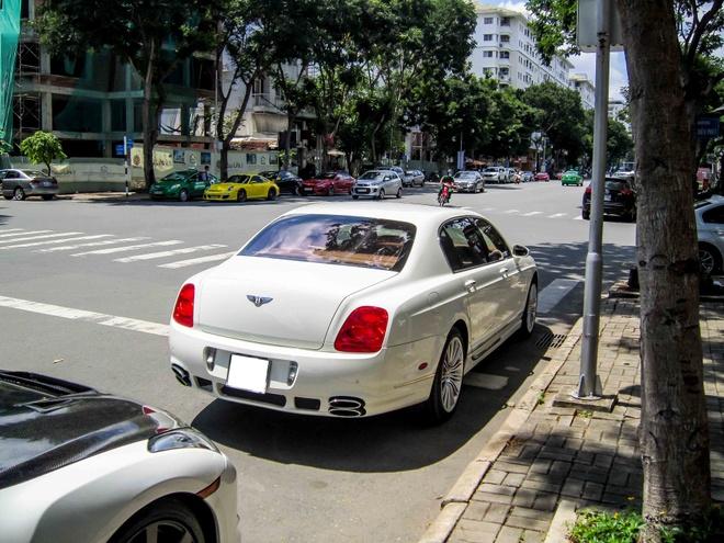 Bentley sieu sang do Mansory o Sai Gon hinh anh 8