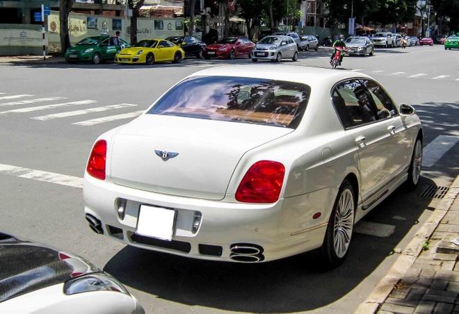 Bentley sieu sang do Mansory o Sai Gon hinh anh