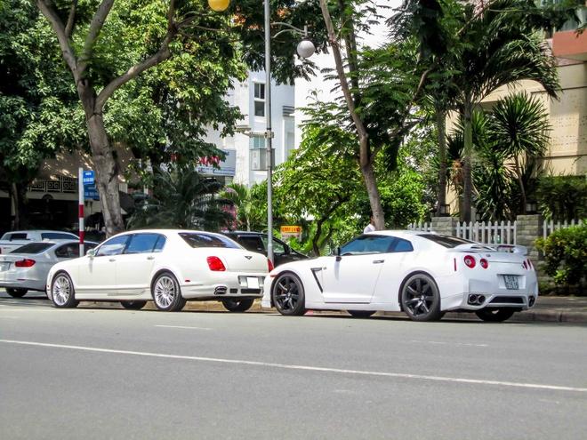 Bentley sieu sang do Mansory o Sai Gon hinh anh 9