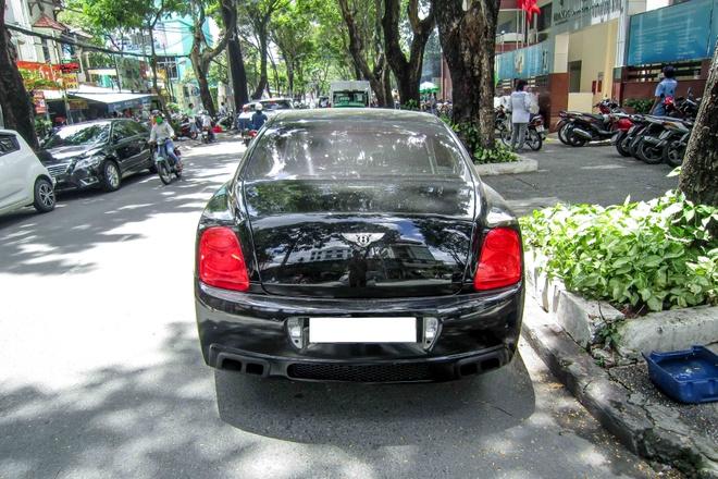 Bentley do Mansory phong cach ham ho o Sai Gon hinh anh 4