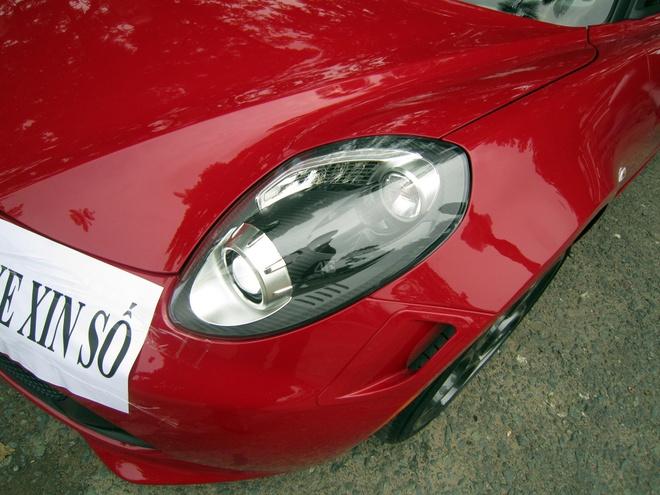 Alfa Romeo 4C Launch Edition doc nhat VN ra bien trang hinh anh 5