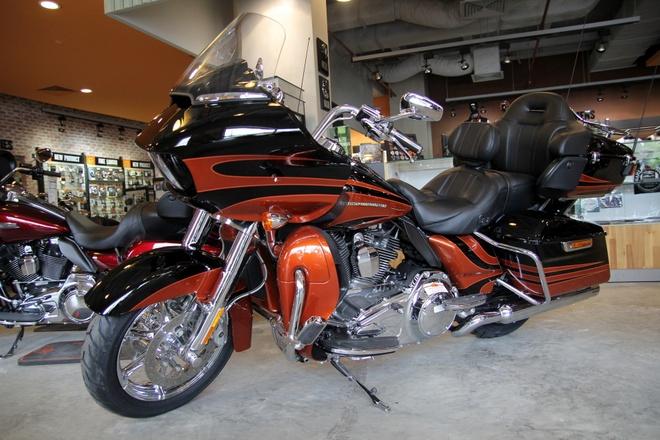 Harley-Davidson hang thua gan 2 ty tai Sai Gon hinh anh