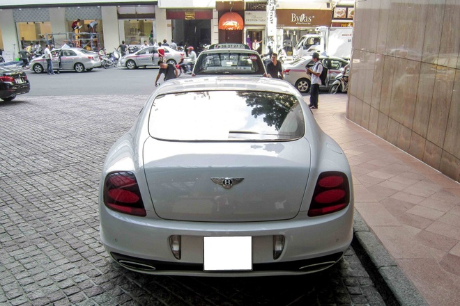 Sieu xe Bentley Supersports hang doc tai Sai Gon hinh anh 2