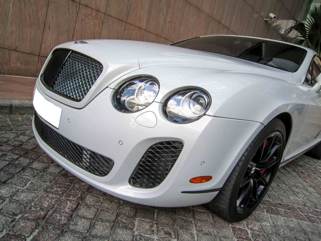 Sieu xe Bentley Supersports hang doc tai Sai Gon hinh anh 3