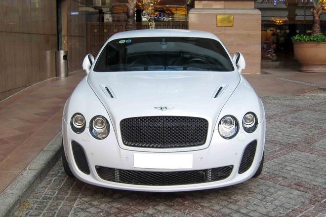 Sieu xe Bentley Supersports hang doc tai Sai Gon hinh anh 1