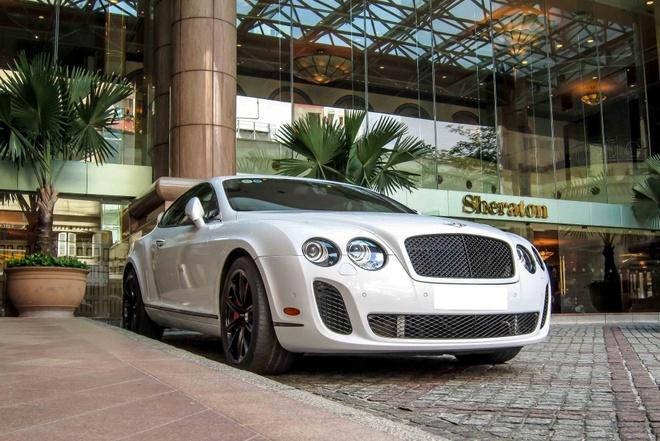 Sieu xe Bentley Supersports hang doc tai Sai Gon hinh anh 5