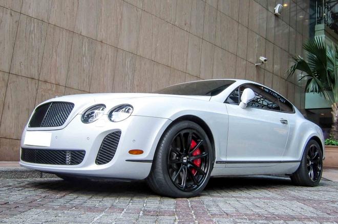 Sieu xe Bentley Supersports hang doc tai Sai Gon hinh anh 8
