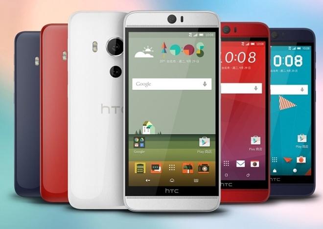 HTC ra mat smartphone Butterfly 3 cau hinh khung, gia cao hinh anh