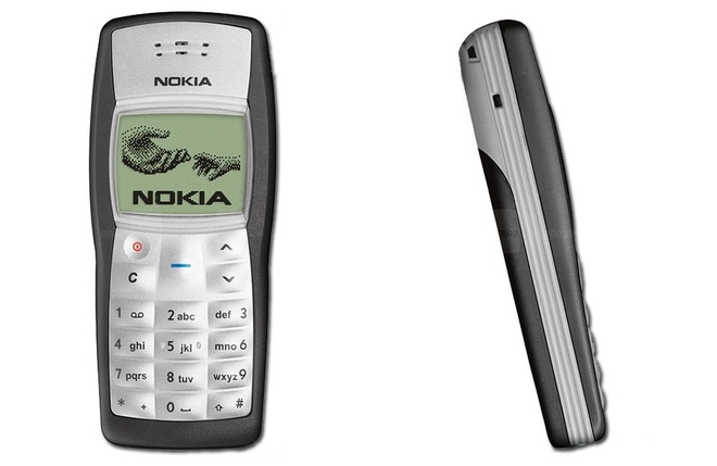 Nokia 1100: Chiec dien thoai ban chay nhat trong lich su hinh anh
