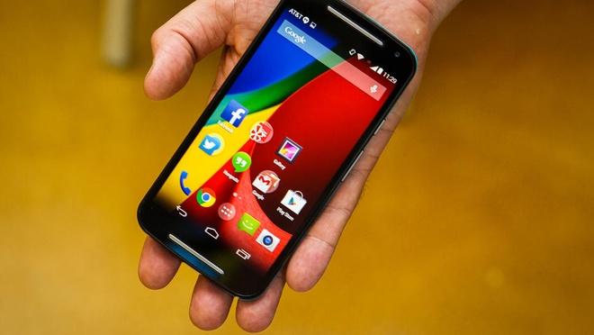 Nhung de Motorola nao duoc len Android 6.0 Marshmallow? hinh anh