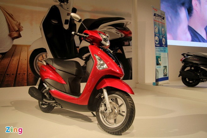 Chi tiet Yamaha Acruzo - doi thu Honda Lead tai Viet Nam hinh anh 2