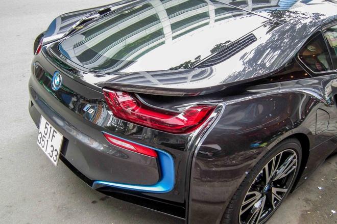 BMW i8 cua thieu gia 20 tuoi o Sai Gon hinh anh 8